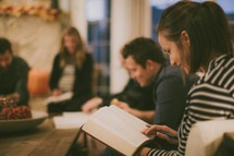 Bible Study Photos